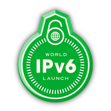 IPv6 is starting now