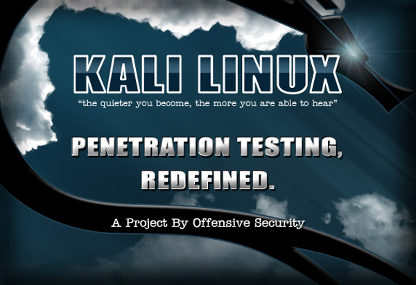 Kali Linux : Installation et tests